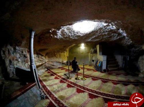 محل عروج پیامبر اسلام