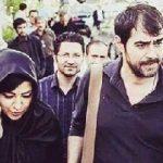پریچهر قنبری همسر شهاب حسینی عزادار شد!