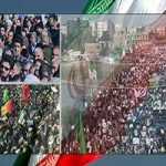 راهپیمایی سراسری ایرانیان در اعتراض به اغتشاش و آشوبگری!