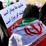 تصاویری از قیام مردم ایران در محکومیت آشوبگران