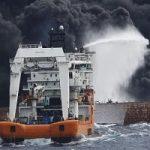 واکنش بازیگر جنگ نفتکشها به حادثه تلخ سانچی