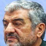 سردار جعفری پایان ماموریت سپاه در مناطق زلزلهزده را اعلام کرد