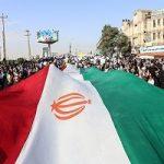 راهپیمایی سراسری مردم ایران علیه بدخواهان نظام!