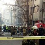 تشکر ویژه یک روحانی از آتشنشانهای ساختمان وزارت نیرو