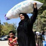 کمک غذایی در ازای آزار جنسی زنان سوری!