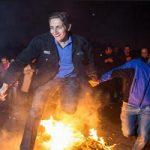 اولتیماتوم پلیس در مورد مراسم چهارشنبه سوری!