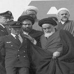 تصاویر خاطرهانگیز از بازگشت امام خمینی(ره) به ایران