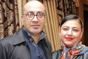 برگزاری جشن تولد عارف لرستانی توسط همسرش در کافه رضویان!