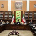 کاندیداهای ادوار ریاستجمهوری در جلسه مجمع تشخیص