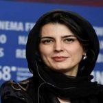 حمایت لیلا حاتمی از آشوبگران ایران!