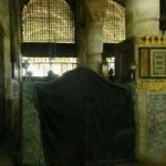 تصاویری از خانه حضرت فاطمه (س)