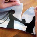 روش عجیب برای طلاق!!