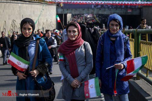 سوژههای راهپیمایی ۲۲ بهمن