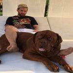 لیونل مسی، مالک خطرناک ترین سگ دنیا!