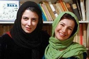 لیلی رشیدی و لیلا حاتمی بعد از ۴۰ سال رفاقت