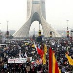 مسیرهای ده گانه راهپیمایی ۲۲ بهمن