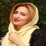 موتورسواری سمیرا حسینی با موتوری بزرگ و عجیب!