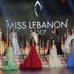 انتخاب ملکه زیبایی لبنان در شهر توریستی جونیه