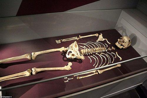 نخستین مردمان بریتانیا