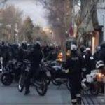 پاسداران، بعد از درگیری دراویش گنابادی با پلیس