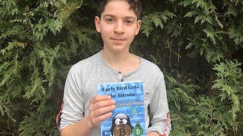 پسر ۱۱ ساله کارشناس بیتکوین