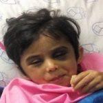 کودک رها شده در خمینی شهر از بیمارستان مرخص شد!