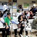 شیوع بیماریهای تنفسی در خوزستان در اثر ریزگردها