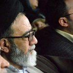 حضور امامجمعه تبریز در سالن تئاترنمایش «گوشهایم را بشنو»