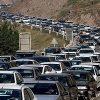 ترافیک نوروزی در محور هراز + آخرین وضعیت ترافیکی جادههای کشور