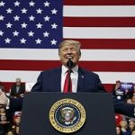 گاف جدید دونالد ترامپ در پنسیلوانیا درباره زنان !