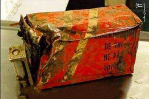 جعبه سیاه هواپیمای تهران یاسوج