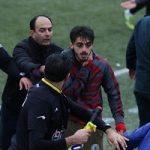 دعوا و جنجال بزرگ حاج ملک داور لیگ برتری در گیلان