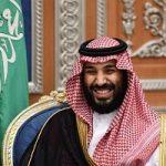 دیدار محمد بن سلمان ولیعهد عربستان با ملکه انگلیس