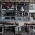 چهارصدو ده روز پس از فروریختن ساختمان پلاسکو