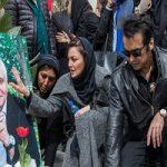 مراسم اولین سالگرد درگذشت علی معلم با حضور گسترده هنرمندان