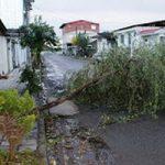 طوفان شدید در ارومیه و خساراتی که بر جای گذاشت!