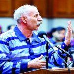محمدرضا ثلاث عامل شهادت مأموران پلیس :من عاشق اعدامم!