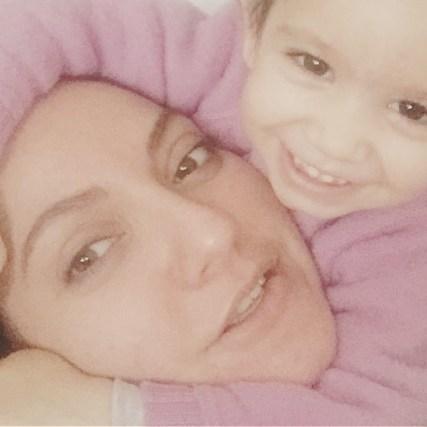 مهناز افشار در روز مادر