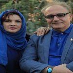 ناگفته های آذر معماریان همسر علی معلم + جزئیات مراسم سالگرد