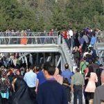 آخرین وضعیت جادههای کشور + مقصد نخست گردشگران تهران در نوروز ۹۷