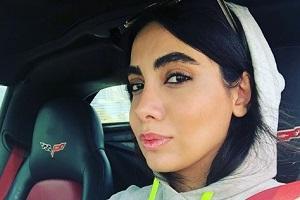 واکنش الهه فرشچی به خبر کشف حجاب و خروجش از ایران!