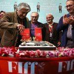 مراسم افتتاحیه جشنواره جهانی فیلم فجر با حضور هنرمندان