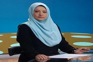 الهام ملک محمدی گوینده خبر تلویزیون ازدواج کرد