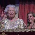 تصاویر جالب از مراسم جشن تولد نود و دو سالگی ملکه انگلستان