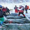 جزئیات پیدا شدن کاملترین جسد از جانباختگان سقوط هواپیمای یاسوج