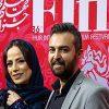 هنرمندان حاضر در دومین روز از جشنواره جهانی فیلم فجر ۳۶