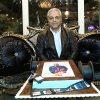 هنرمندان معروف در مراسم جشن تولد ۵۱ سالگی مهران مدیری