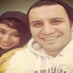 تیپ جواد عزتی و همسرش مه لقا باقری در اکران خرگیوش