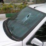 جزئیات حمله یک جوان معترض به خودروی نماینده مجلس!