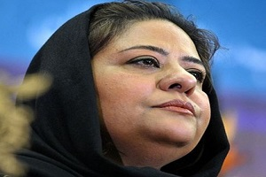 پوشش رابعه اسکویی بازیگر جدا شده از جم در ایران!